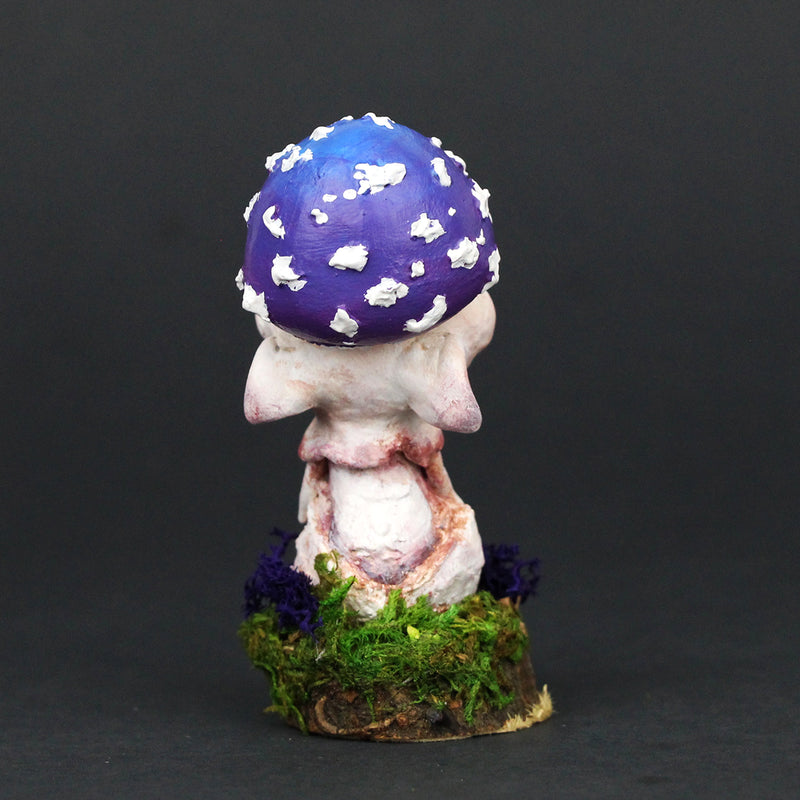 Amethyst the Amanita Mushling