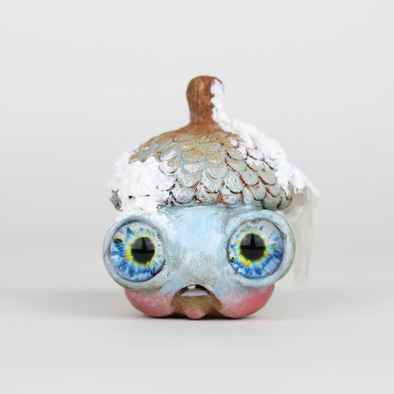 Froyo the Frozen Acorn Sprite