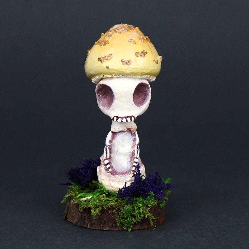 Letum the Death Cap Mushling