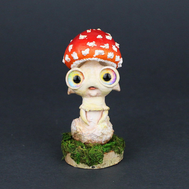 Mergie the Amanita Mushling