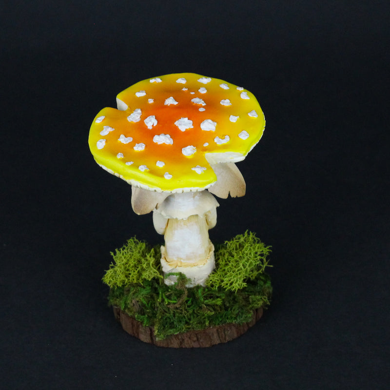 Miribor the Elder Amanita Mushling