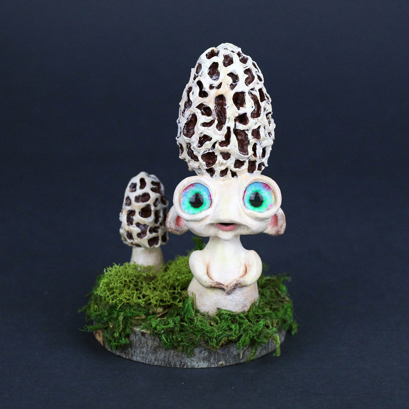Morolo the Morel Mushling