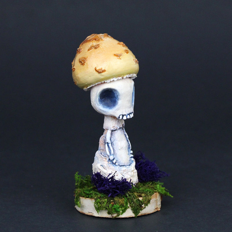 Muerte the Death Cap Mushling