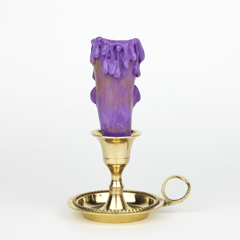Plum the Enchanted Candle