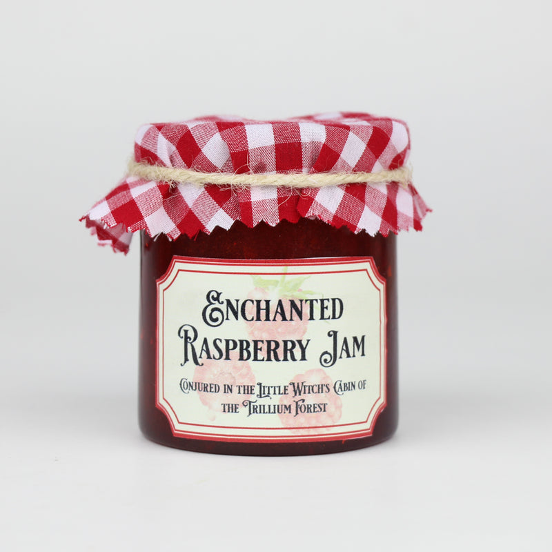 Razzle the Enchanted Raspberry Jam Jar