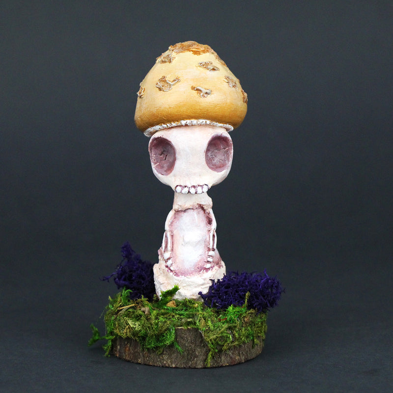 Rigor the Death Cap Mushling