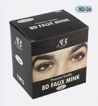 Load image into Gallery viewer, Premium 8D Faux Mink Eyelash - 8D/04