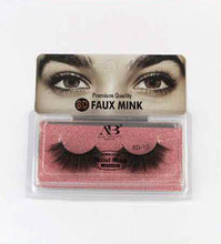 Load image into Gallery viewer, Premium 8D Faux Mink Eyelash - 8D/10