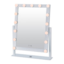 Load image into Gallery viewer, Lurella - 15 Bulb Vanity Mirror - Avalanche