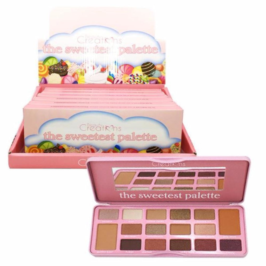 Beauty Creation - The sweetest palette