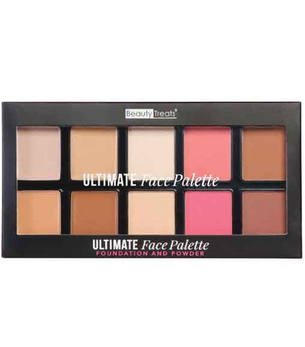 Beauty Treats - Ultimate Face Palette