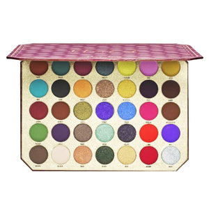 Candice - 35 Colors I Love It Eyeshadow Palette