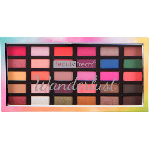 Beauty Treats - Wanderlust Palette