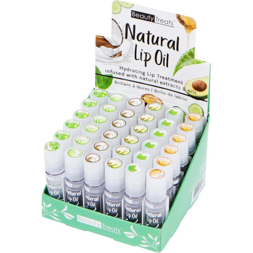 Beauty Treats - Natural Lip Oil