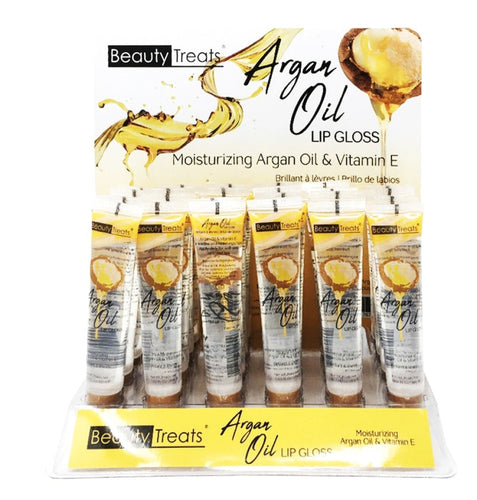 Beauty Treats - Argan Oil Lipgloss