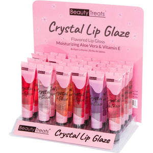 Beauty Treats - Crystal Lip Glaze