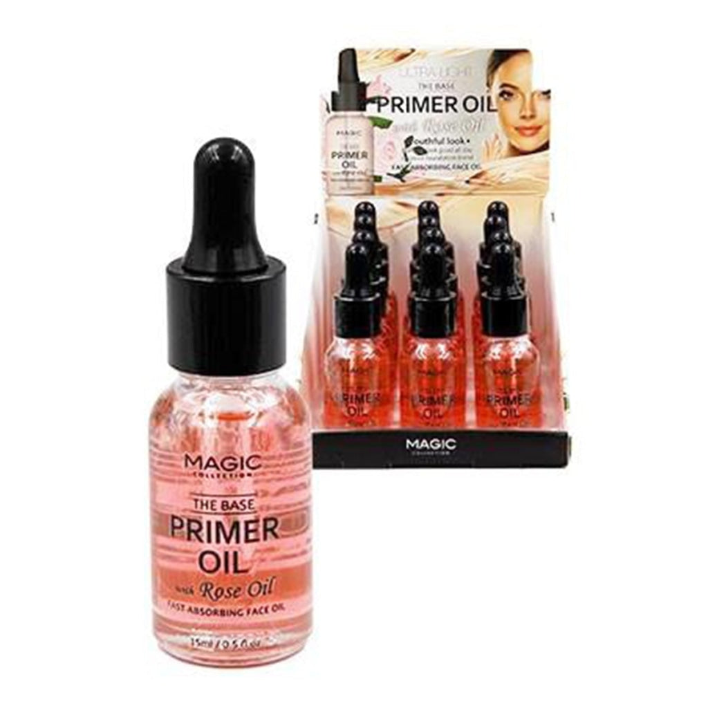 Magic - Primer Oil with Rose Oil