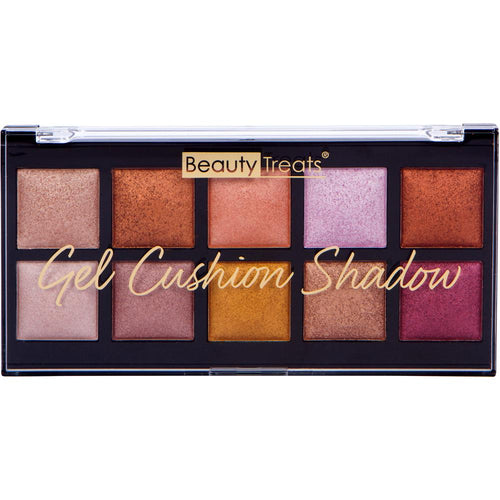 Beauty Treats - Gel Cushion Shadow Palette