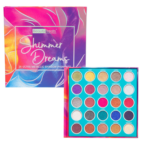 Beauty Treats - Shimmer Dreams Booklet