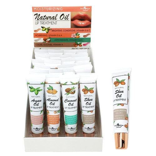Italia Deluxe - Natural Oil Moisturizing Lip Treatment