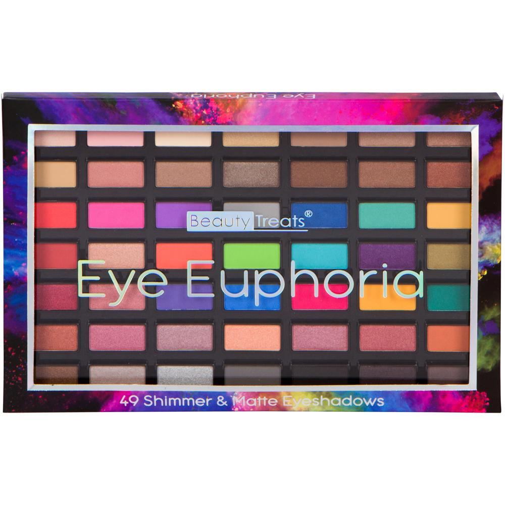 Beauty Treats - Eye Euphoria Palette