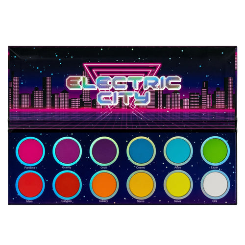 Lurella - Electric City Eyeshadow Palette