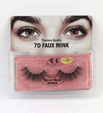 Load image into Gallery viewer, Premium 7D Faux Mink Eyelash - 7D/13