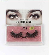Load image into Gallery viewer, Premium 7D Faux Mink Eyelash - 7D/20
