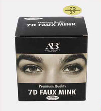 Load image into Gallery viewer, Premium 7D Faux Mink Eyelash - 7D/27