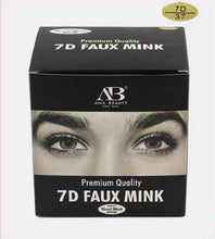 Load image into Gallery viewer, Premium 7D Faux Mink Eyelash - 7D/37