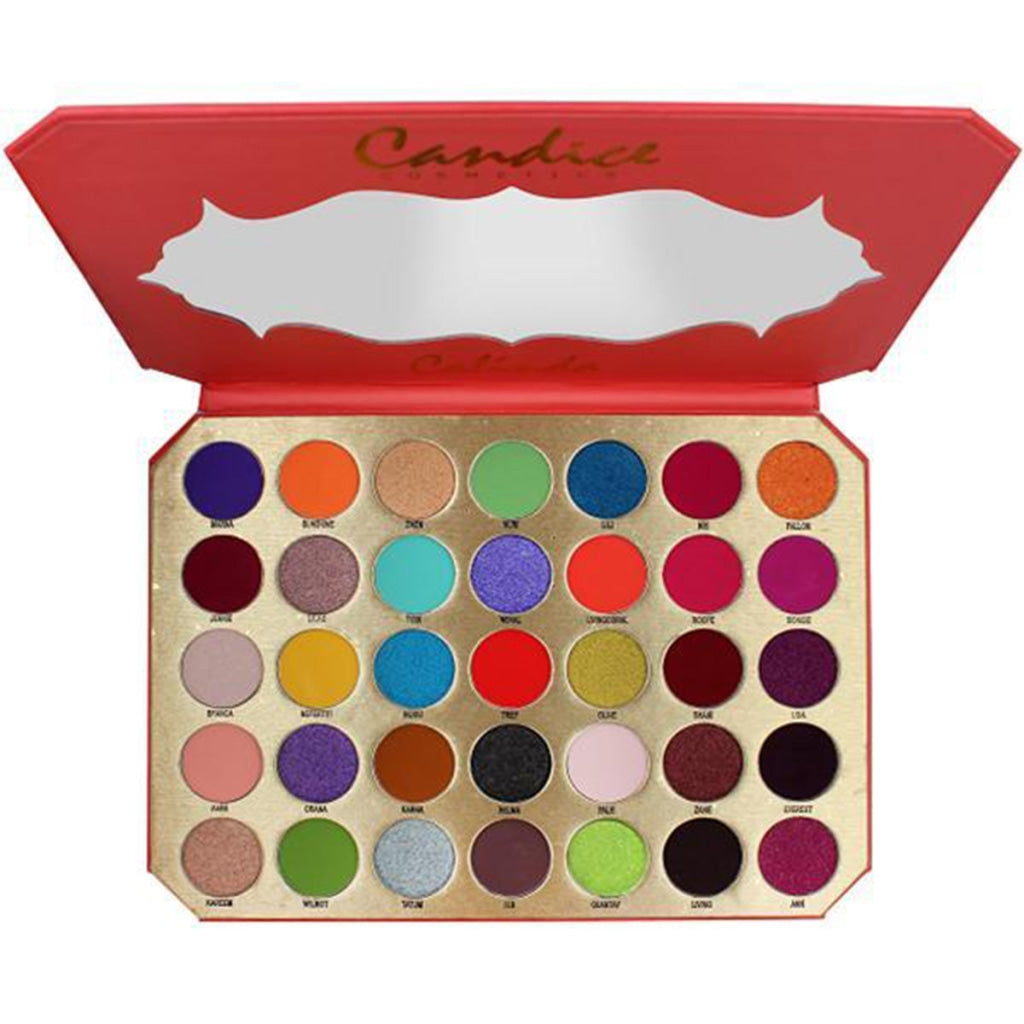 Candice - Calinda Pro 35 Colors Eyeshadow Palette