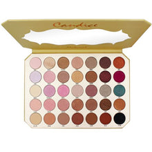 Load image into Gallery viewer, Candice - Be Natural 35 Colors Eyeshadow Palette
