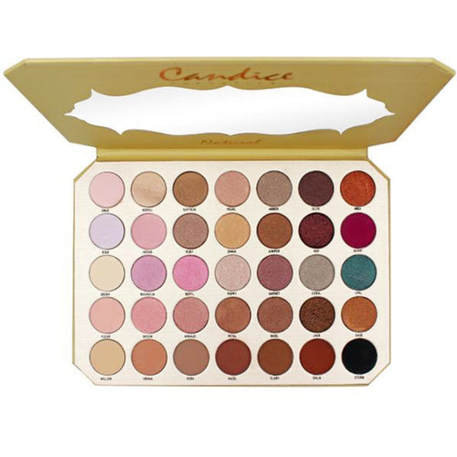 Candice - Be Natural 35 Colors Eyeshadow Palette
