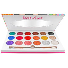Load image into Gallery viewer, Candice - Pressed Glitter Eyeshadow Palette