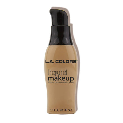 LA Colors Liquid makeup pump