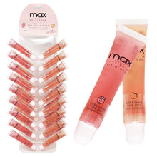 Load image into Gallery viewer, Cherimoya - Max Lip Gloss - Strawberry & Peach