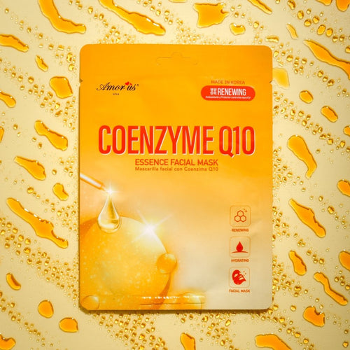 Amorus - Face Sheet Mask - Coenzyme Q10