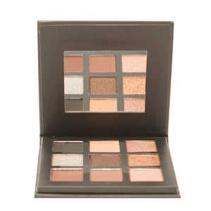 Makeupdepot 9 color palette - smoky addict