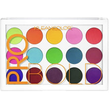 Load image into Gallery viewer, Kleancolor - Pro Bold Pressed Pigment Palette