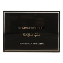 Load image into Gallery viewer, Makeupdepot 35 color palette - Black Book