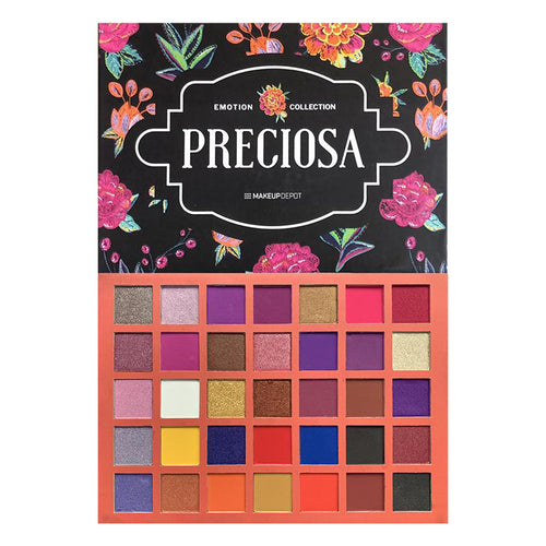 Makeupdepot 35 color palette - Preciosa