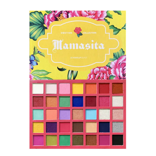 Makeupdepot 35 color palette - Mamasita