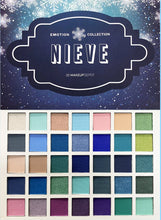 Load image into Gallery viewer, Makeupdepot 35 color palette - Nieve