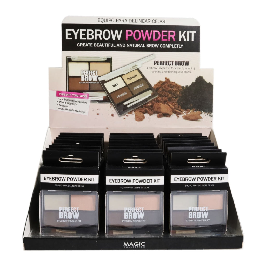 MAGIC - Perfect Brow Eyebrow Powder Kit