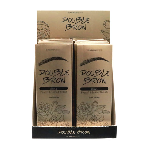 Makeupdepot - 2 in 1 Double Brow