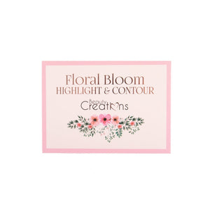 Beauty Creation - Floral Bloom Highlight & Contour Kit