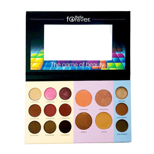 Bella Forever - The Game of Beauty Pallete