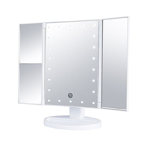 Lurella - Desktop LED Mirror