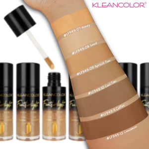 Kleancolor - Featherlight Foundation & Concealer