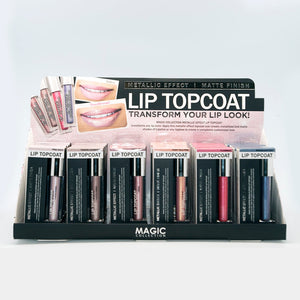 Magic Lip topcoat